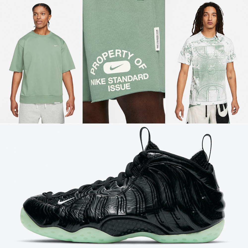 nike-foamposite-all-star-black-barely-green-shirts-clothing-outfits
