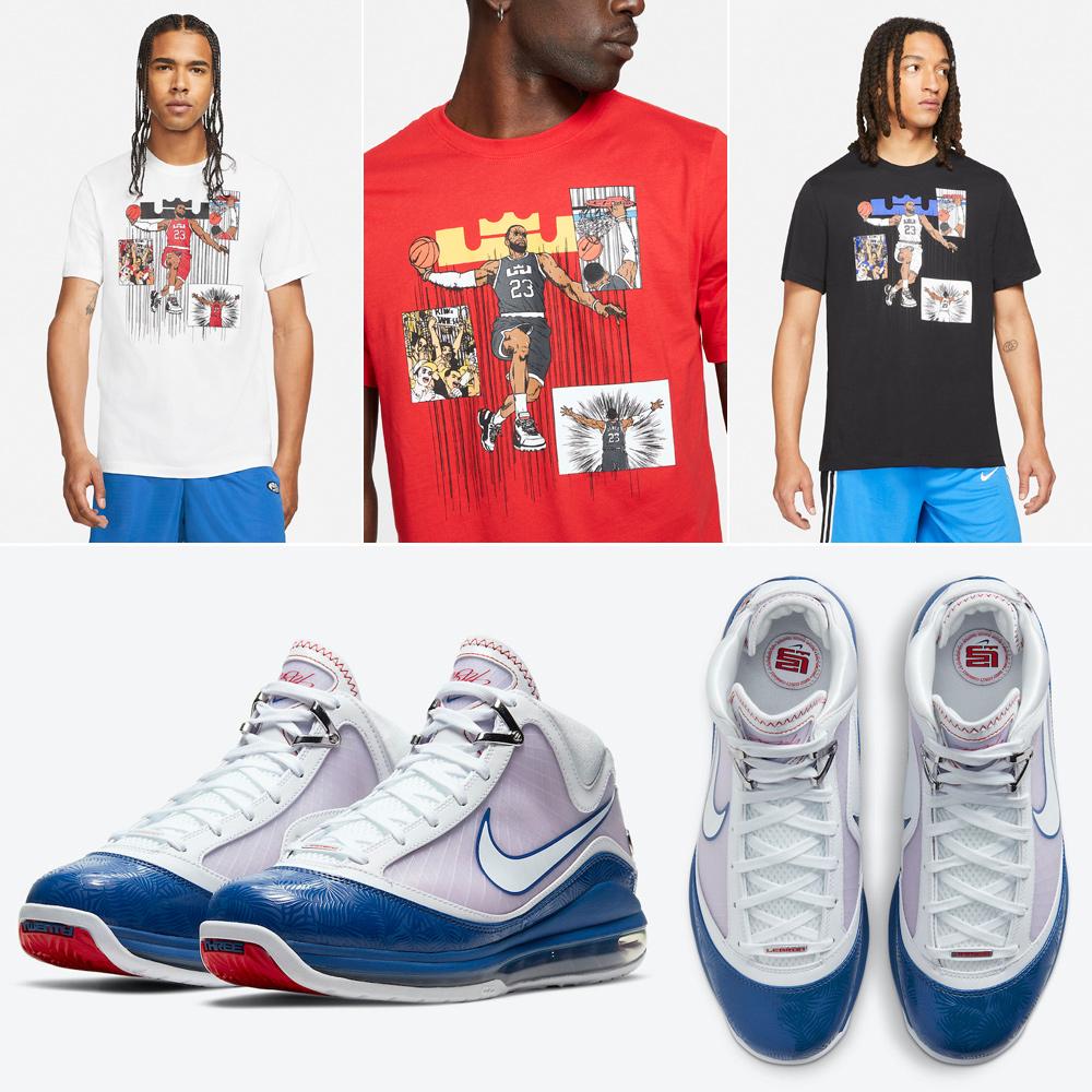 nike-lebron-7-baseball-blue-shirts