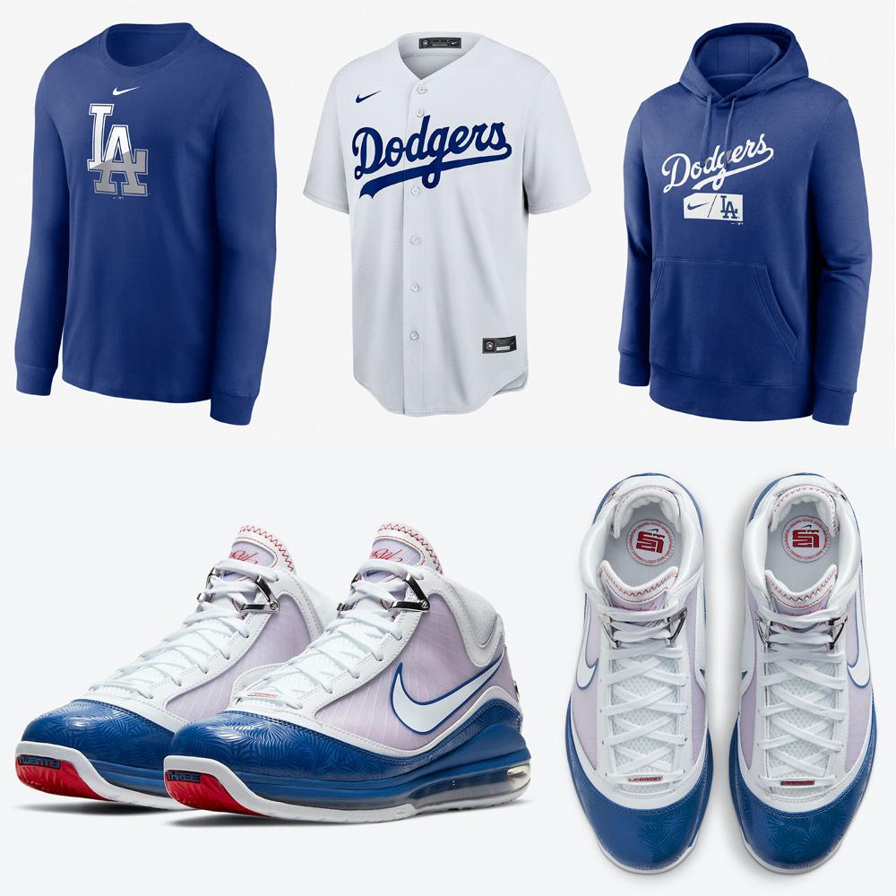 nike-lebron-7-dodgers-baseball-blue-clothing