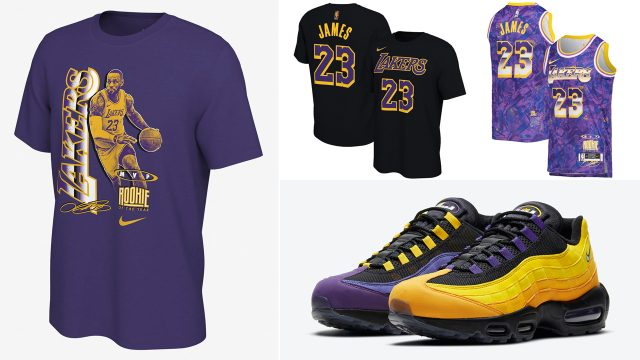 nike-lebron-air-max-95-lakers-home-team-shirts-outfits