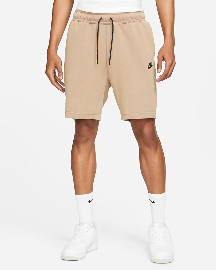nike-taupe-haze-tech-fleece-shorts-1