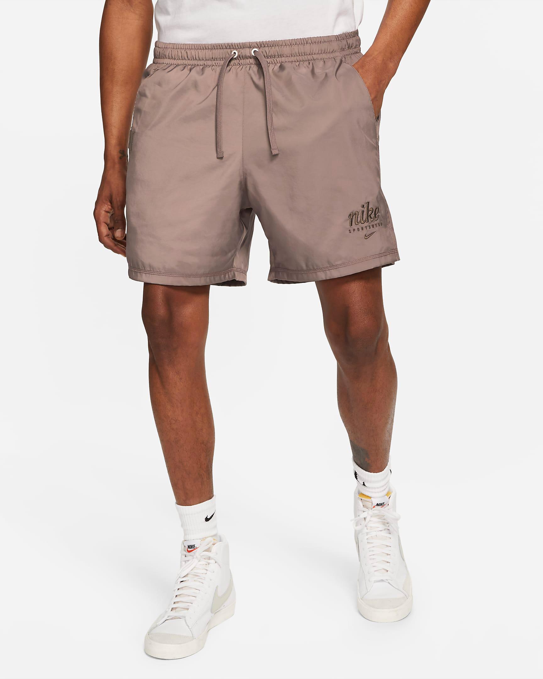 nike-taupe-haze-woven-shorts