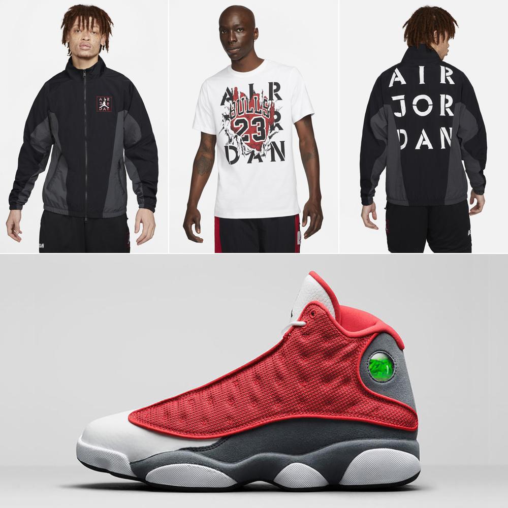 red-flint-jordan-13-clothing-match