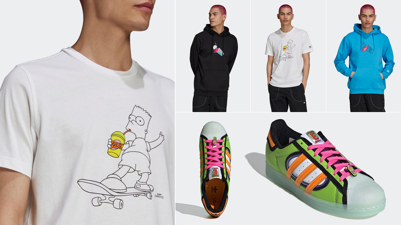 the-simpsons-adidas-superstar-squishee-outfits
