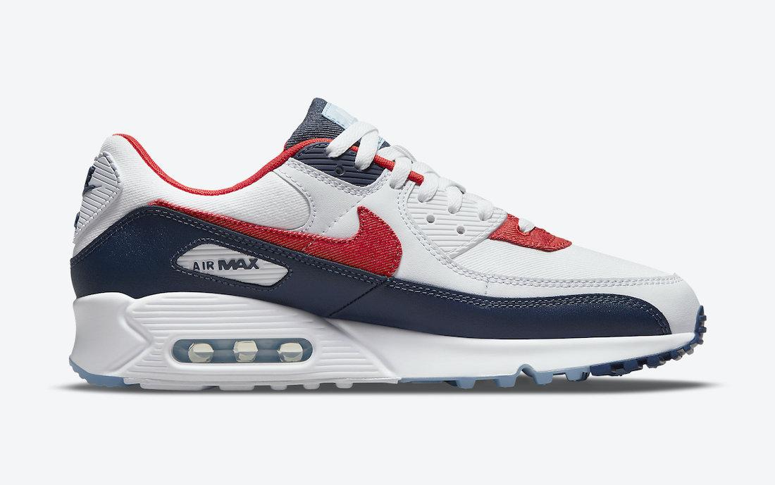 Nike-Air-Max-90-USA-Denim-DJ5170-100-Release-Date-2