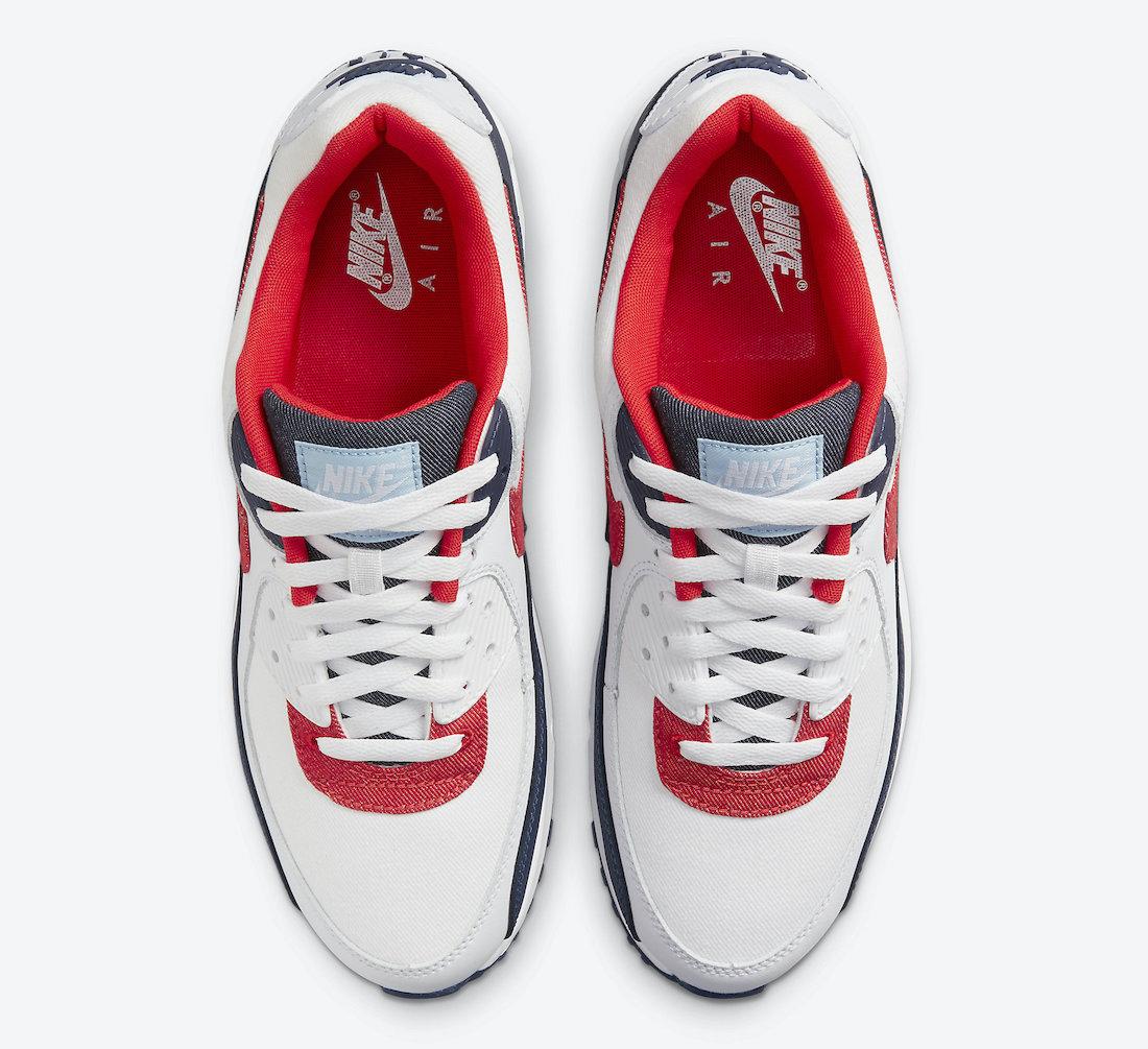 Nike-Air-Max-90-USA-Denim-DJ5170-100-Release-Date-3