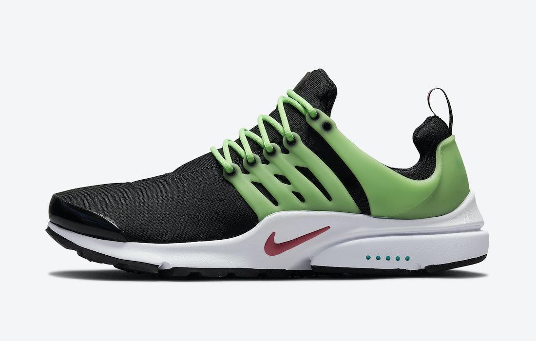 Nike-Air-Presto-Green-Strike-DJ5143-001-Release-Date