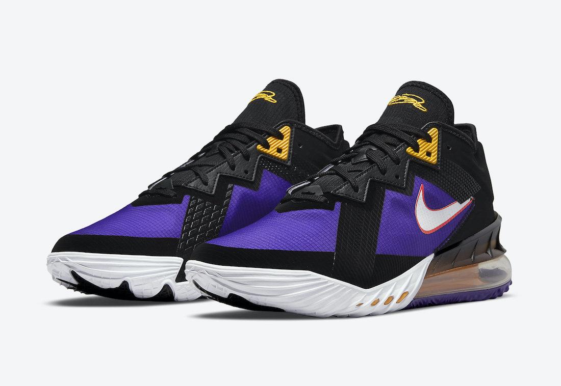 Nike-LeBron-18-Low-ACG-Terra-CV7562-003-Release-Date-4