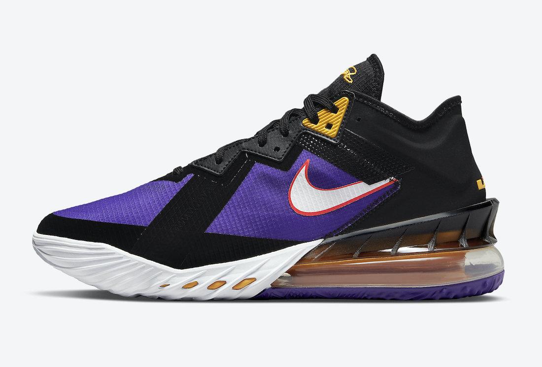 Nike-LeBron-18-Low-ACG-Terra-CV7562-003-Release-Date