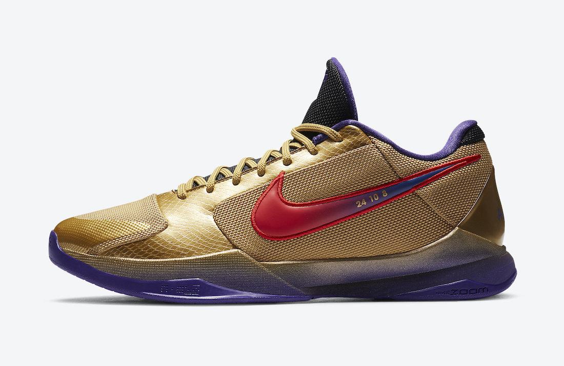 Undefeated-Nike-Kobe-5-Protro-Hall-of-Fame-DA6809-700-Release-Date