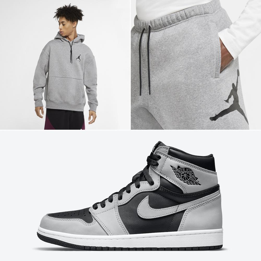 air-jordan-1-high-shadow-2-hoodie-shorts-outfit