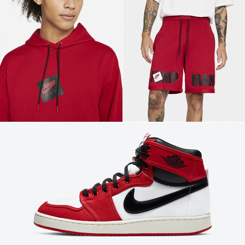 air-jordan-1-ko-chicago-hoodie-shorts-outfit