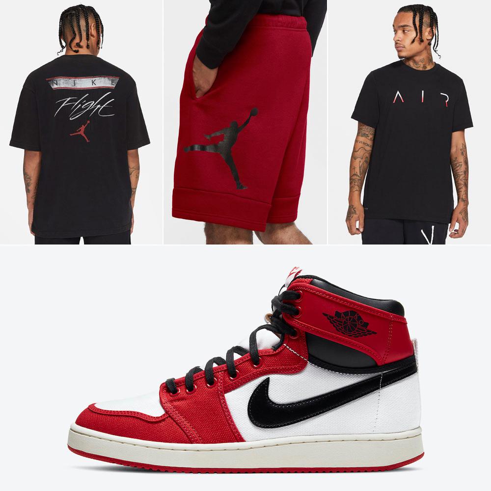 air-jordan-1-ko-chicago-shirts-shorts-outfit