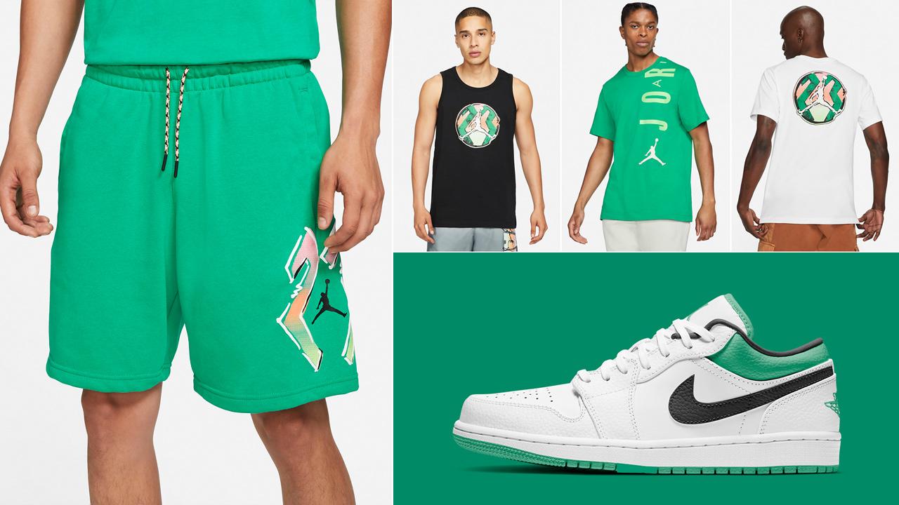 air-jordan-1-low-stadium-green-clothing-outfits