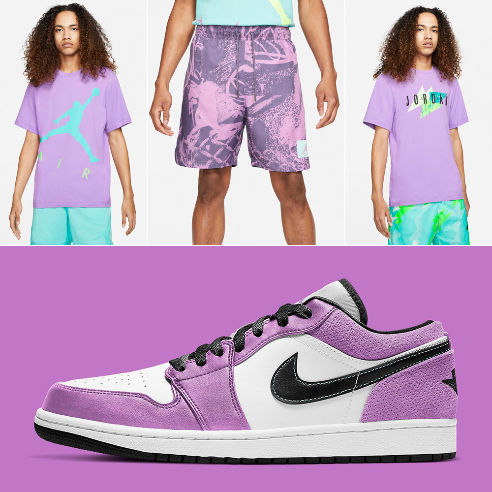 air-jordan-1-low-violet-shock-shirts-clothing