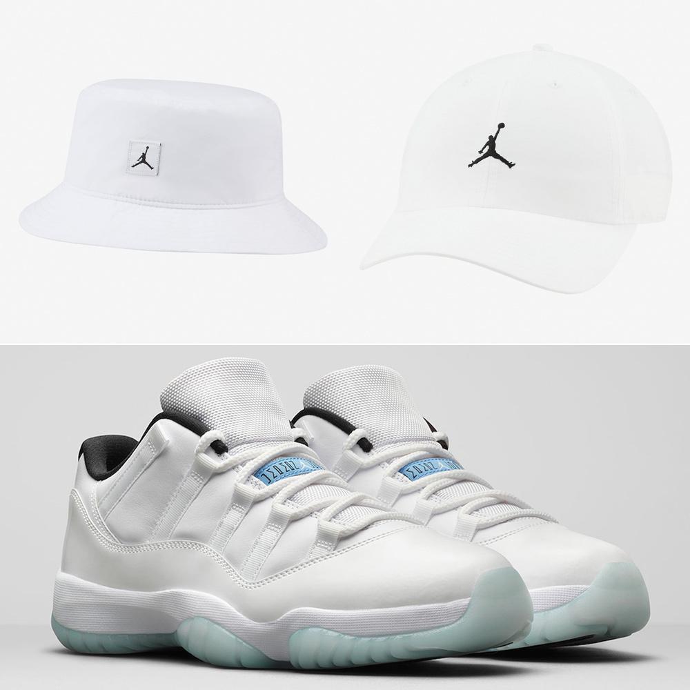air-jordan-11-low-legend-blue-jumpman-hats