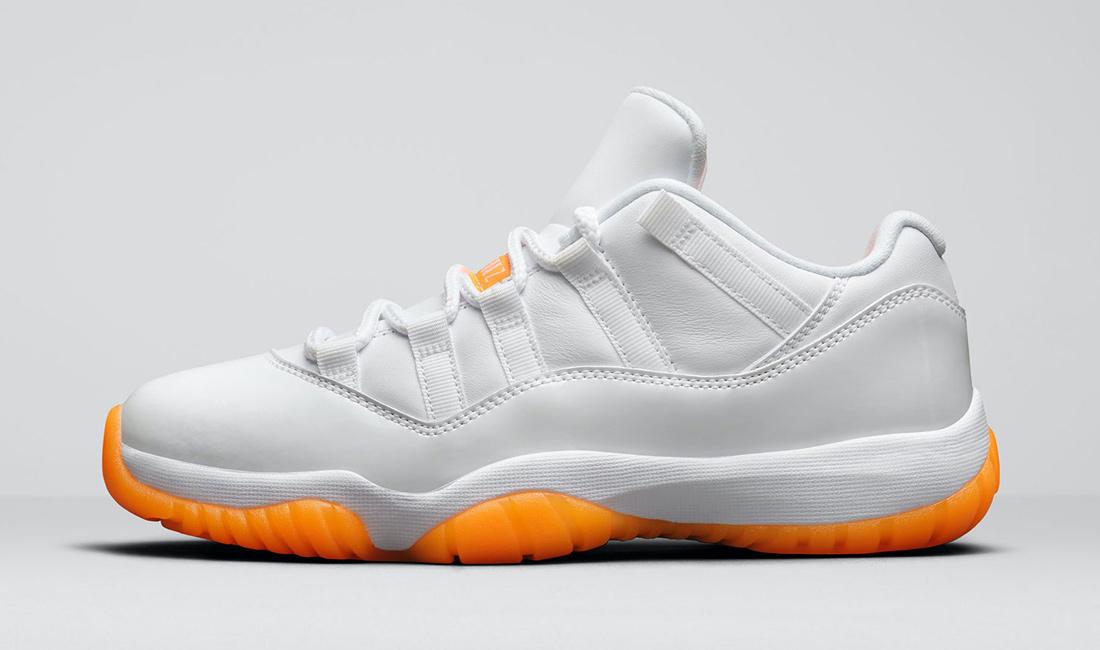 air-jordan-11-low-wmns-citrus-sneaker-clothing-match