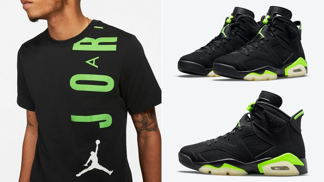 air-jordan-6-electric-green-shirt
