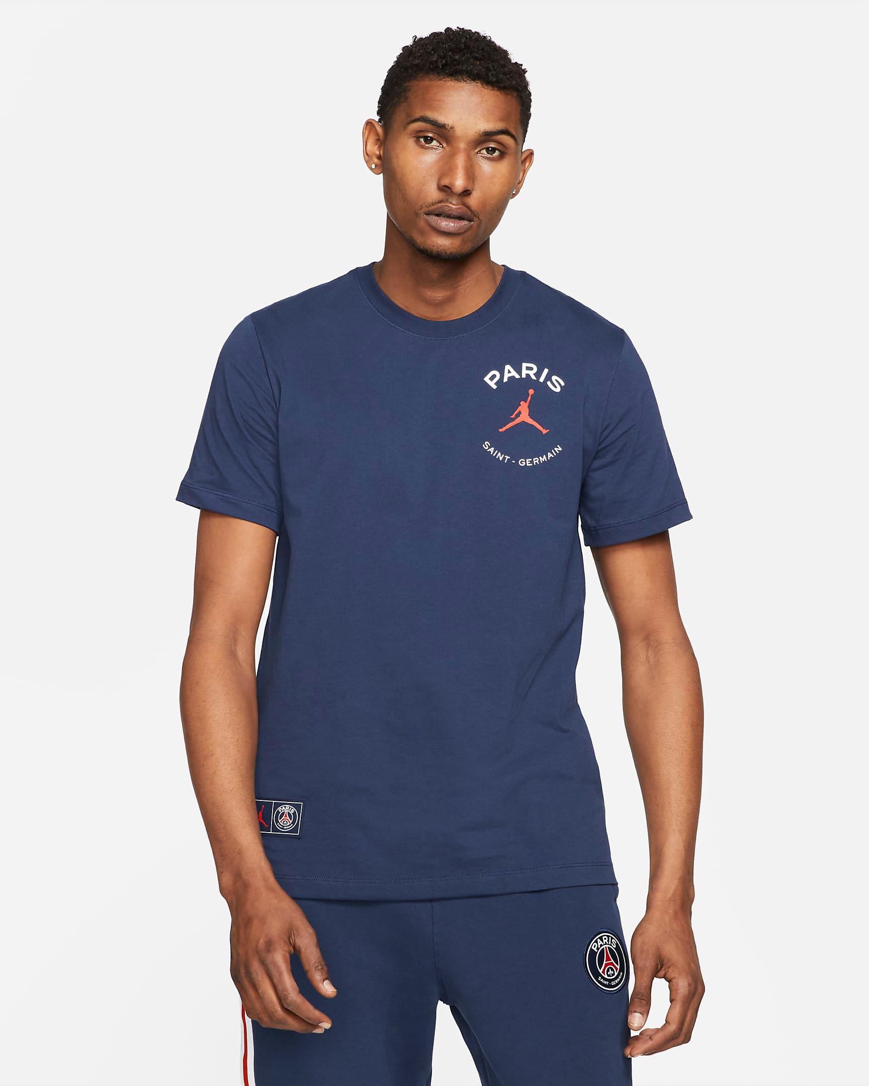 air-jordan-7-psg-logo-shirt-navy-blue-1