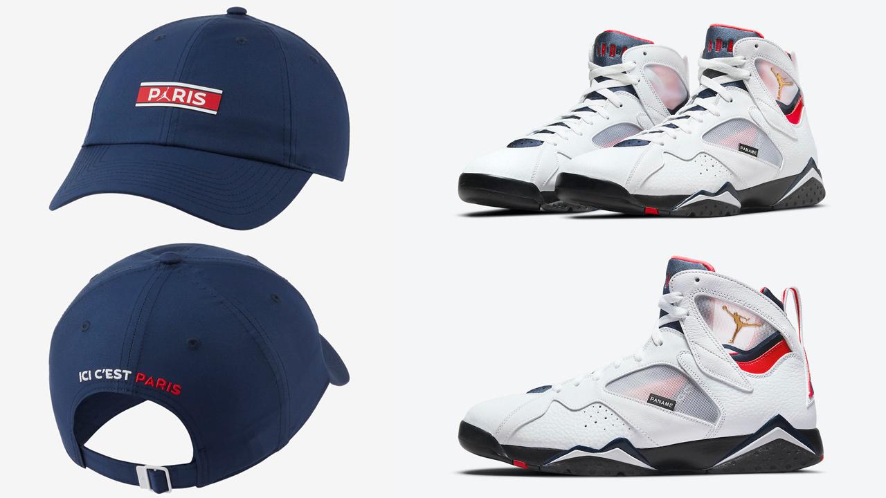 air-jordan-7-psg-paris-saint-germain-hat