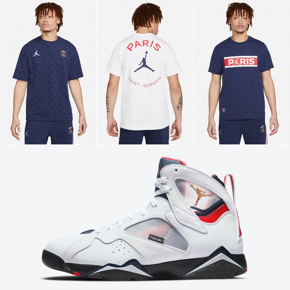 air-jordan-7-psg-paris-saint-germain-shirts