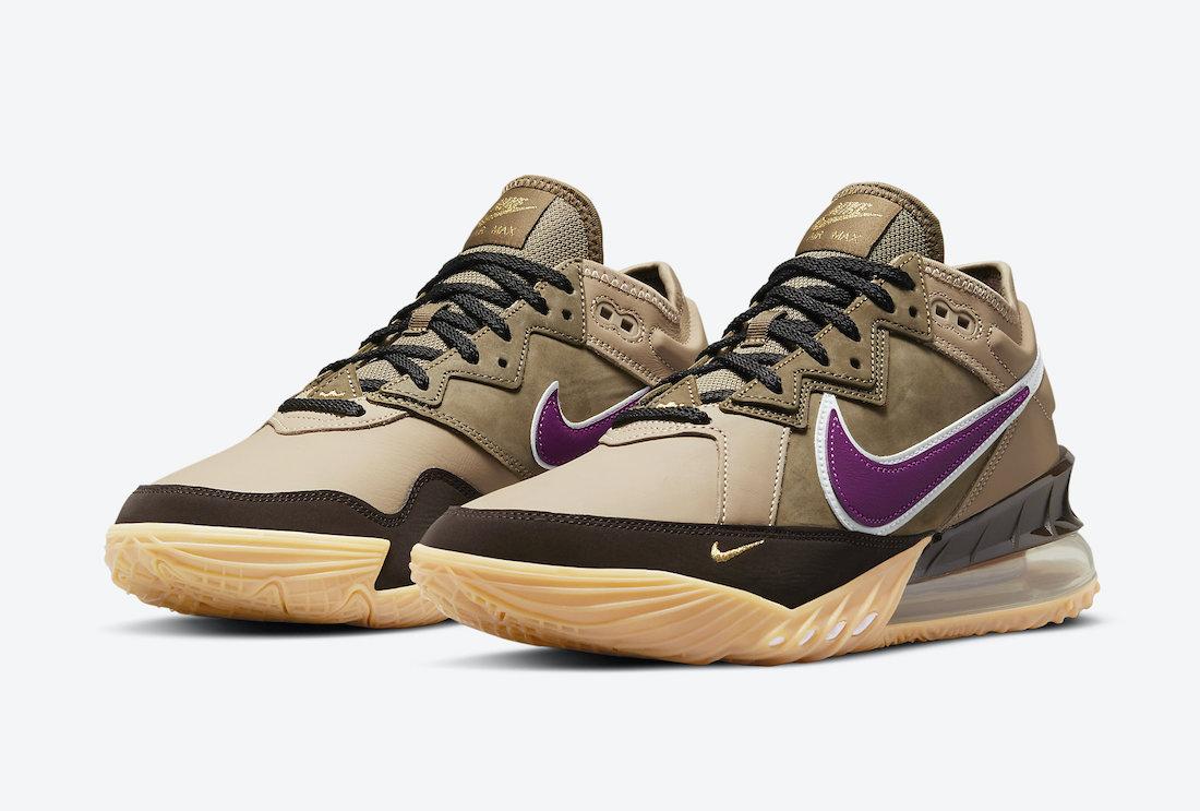 atmos-Nike-LeBron-18-Low-Viotech-CW3153-200-Release-Date-1