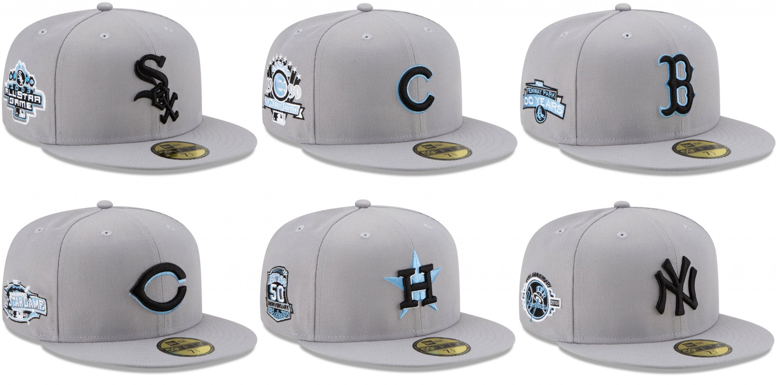 jordan-4-university-blue-mlb-fitted-hats