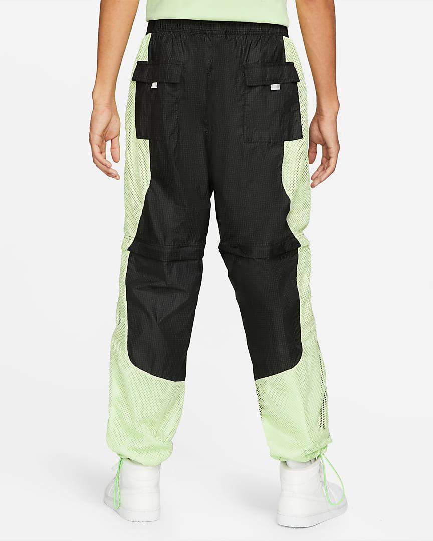 jordan-6-black-electric-green-pants-shorts-2