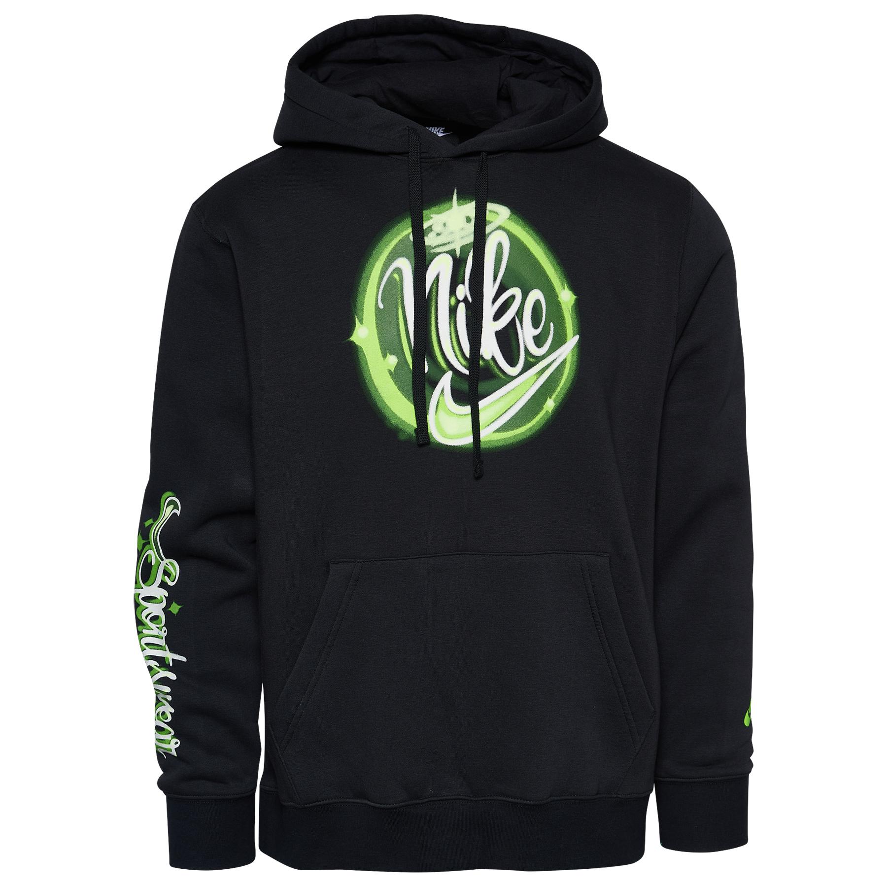 jordan-6-electric-green-nike-hoodie-match-1