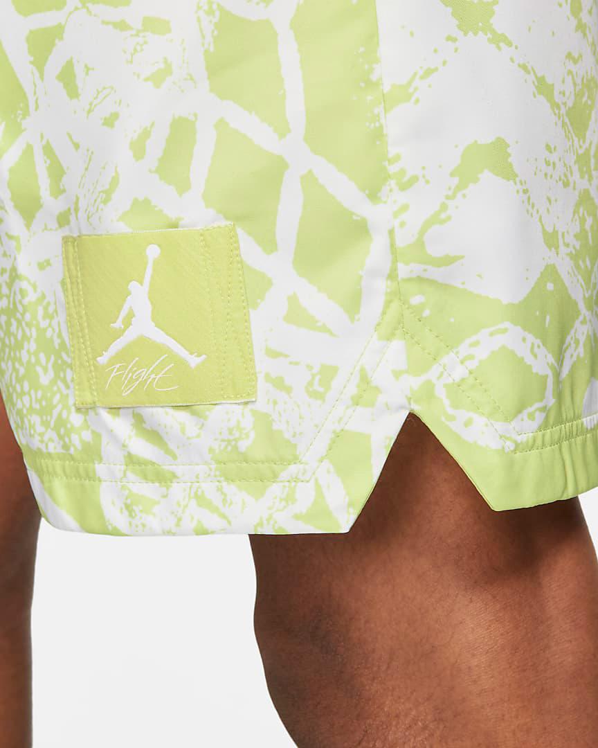 jordan-ghost-green-printed-poolside-shorts-2