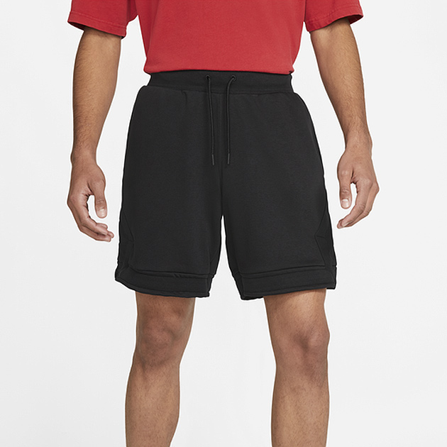 jordan-jumpman-diamond-fleece-shorts-black-gym-red-1