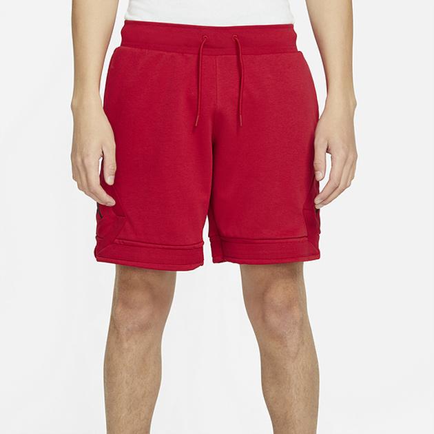 jordan-jumpman-diamond-fleece-shorts-gym-red-