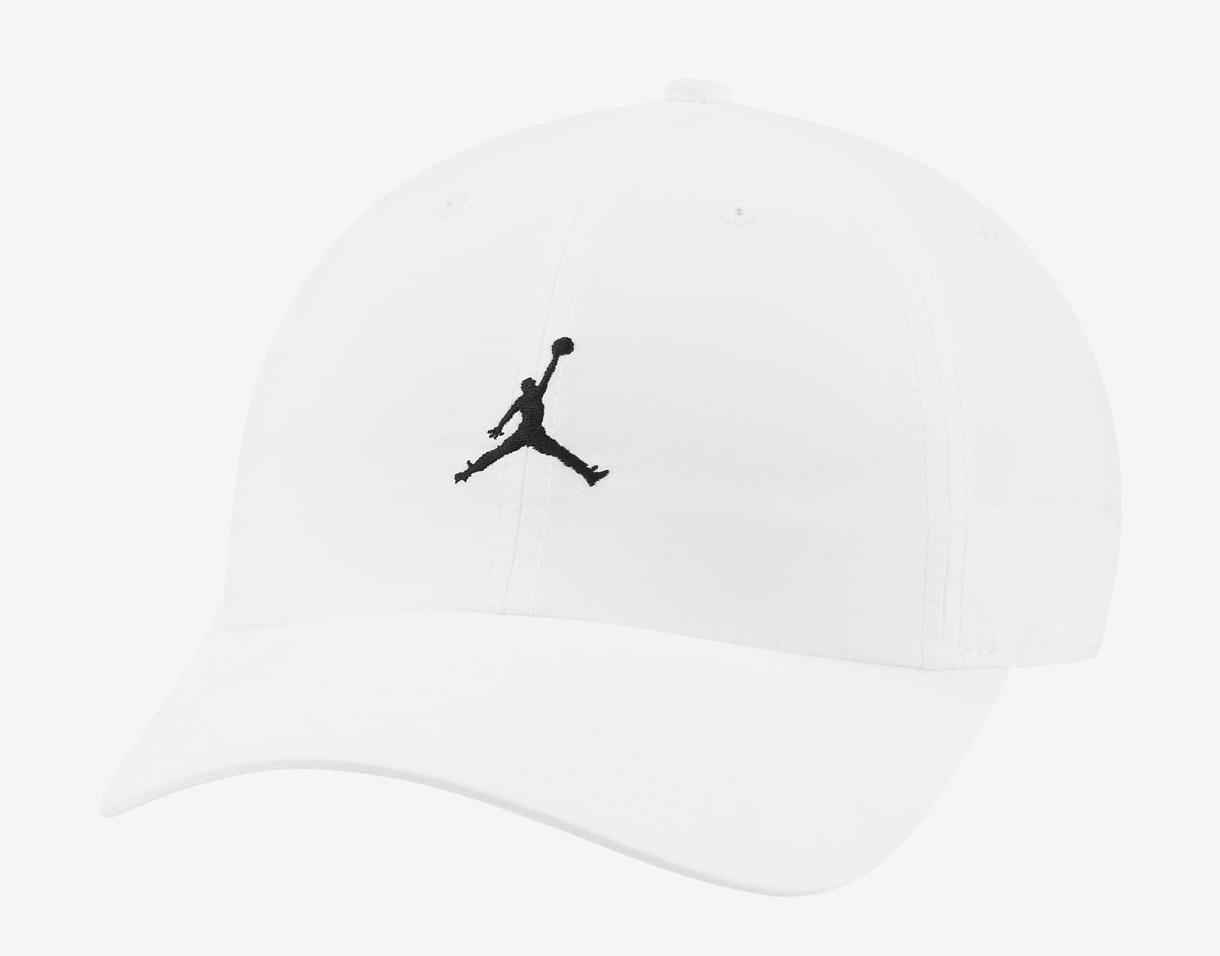 jordan-jumpman-washed-strapback-hat-white-black