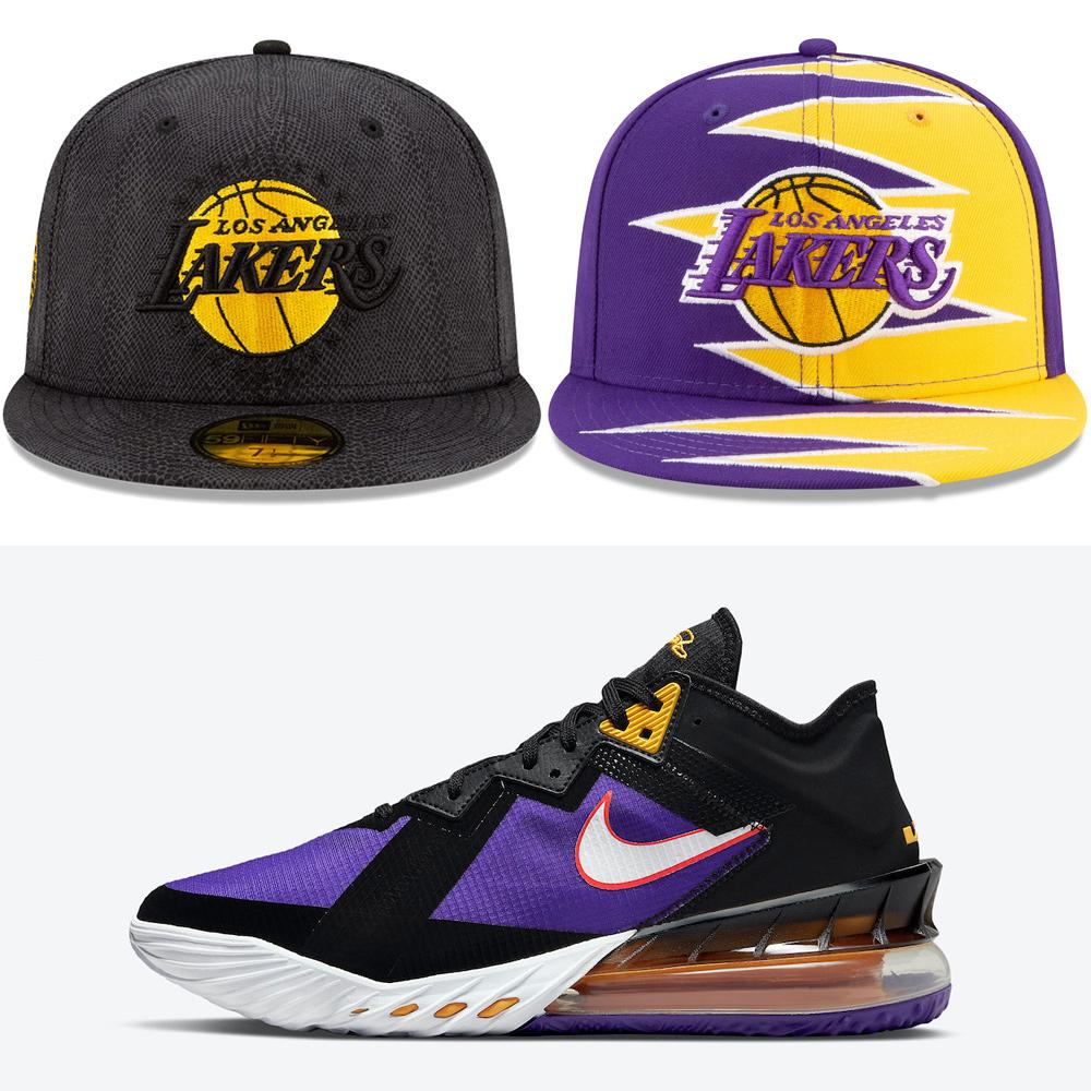 nike-lebron-18-low-acg-hats