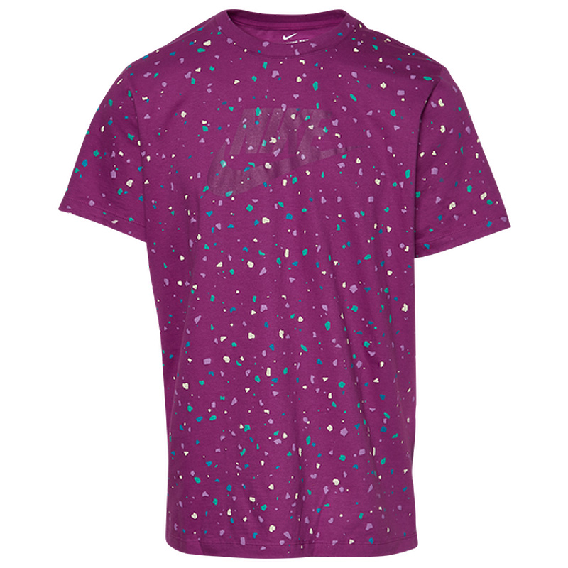 nike-purple-speckles-all-over-print-shirt
