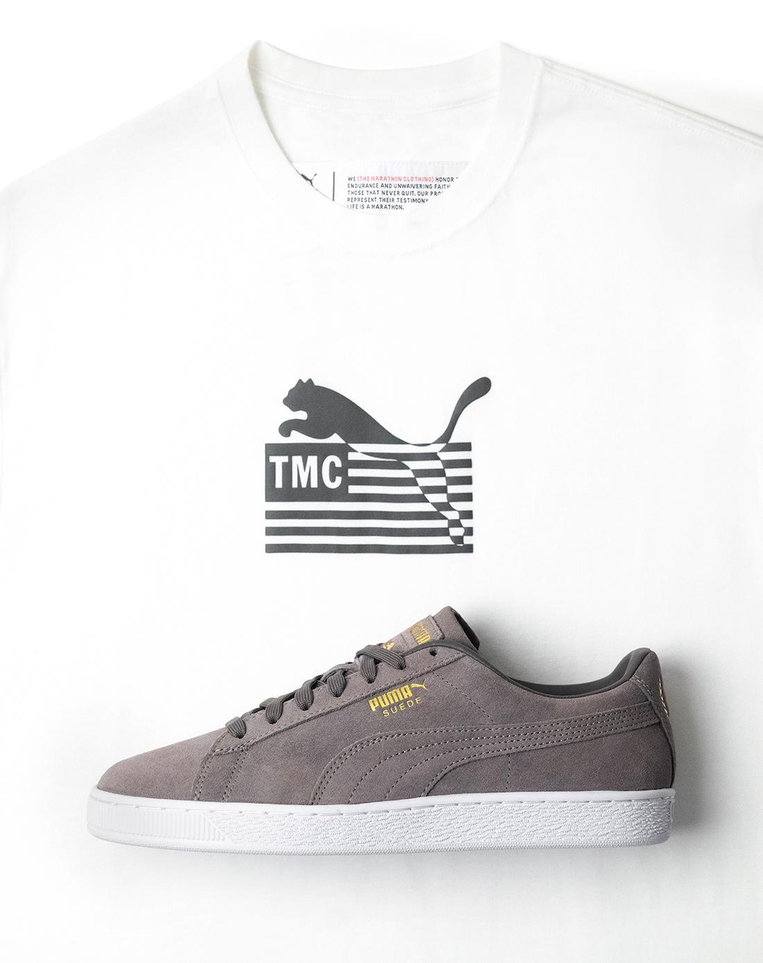 nipsey-hussle-tmc-puma-suede-shoes-shirt-where-to-buy