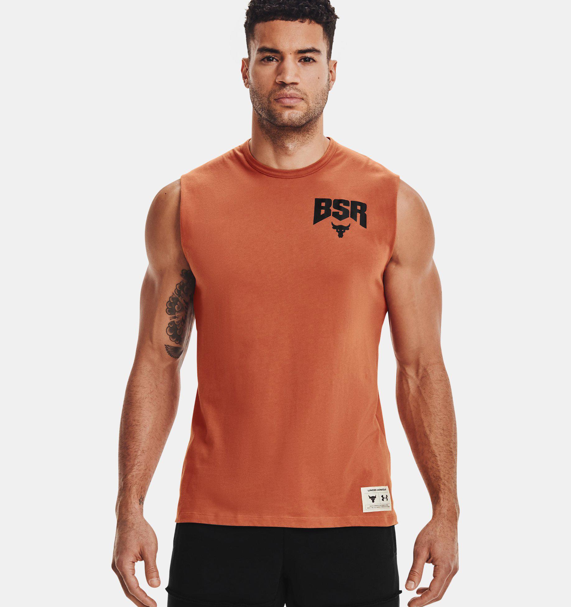 project-rock-iron-paradise-tour-sleeveless-orange-shirt