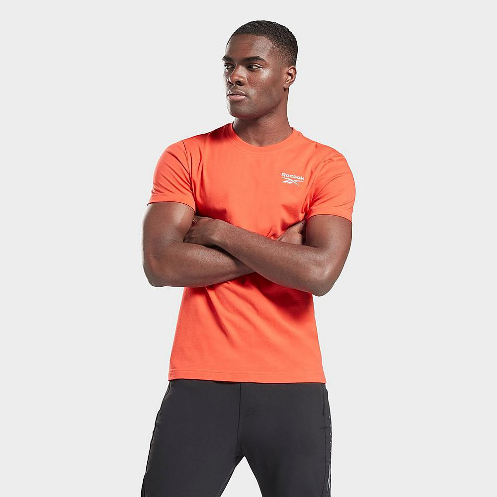 reebok-classic-orange-t-shirt