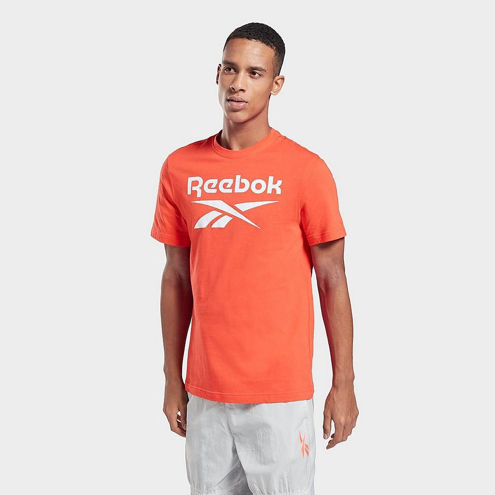reebok-classic-orange-tee