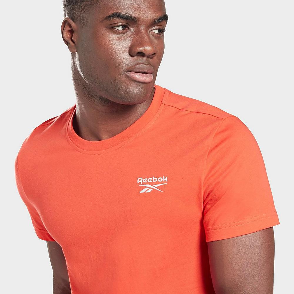 reebok-classics-orange-vector-tee