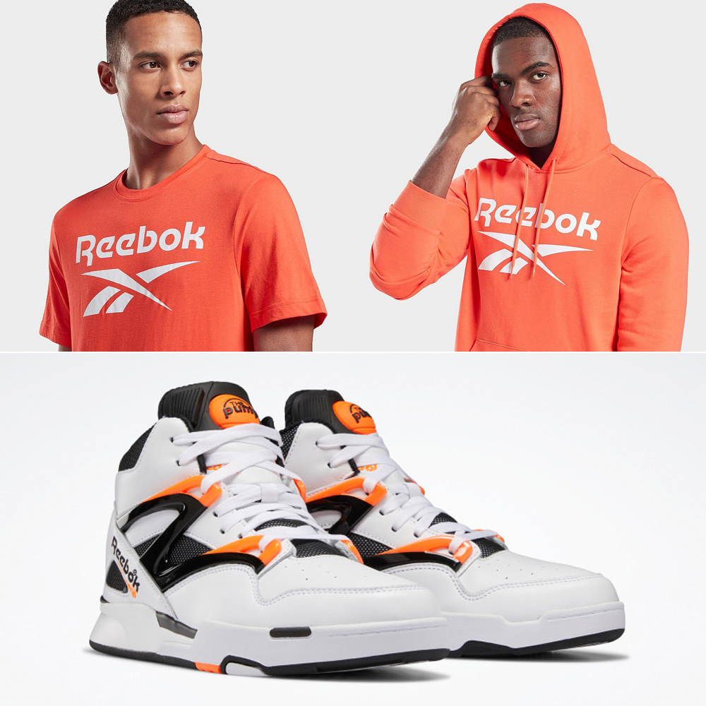 reebok-pump-omni-zone-white-orange-2021-shirt-hoodie-outfit