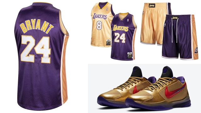 undefeated-nike-kobe-5-protro-hall-of-fame-clothing-match