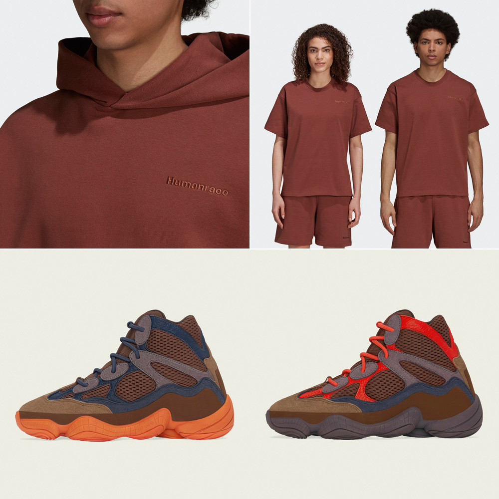 yeezy-500-high-sumac-tactile-orange-shirts-apparel-match