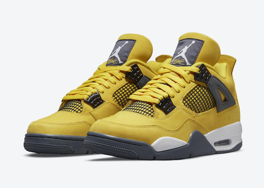 Air-Jordan-4-Lightning-Tour-Yellow-CT8527-700-2021-Release-Date-4