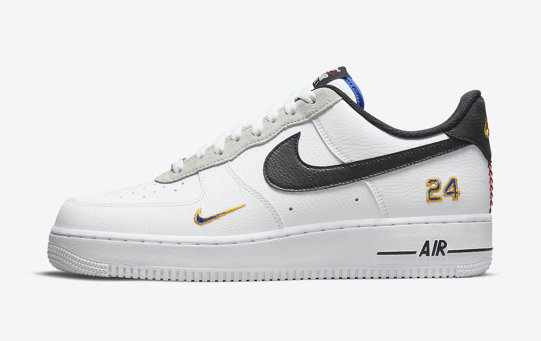 Nike-Air-Force-1-Low-Swingman-DJ5192-100-Release-Date