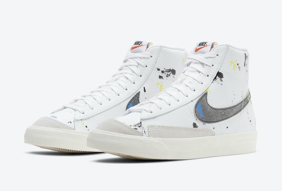 Nike-Blazer-Mid-Paint-Splatter-DC7331-100-Release-Date