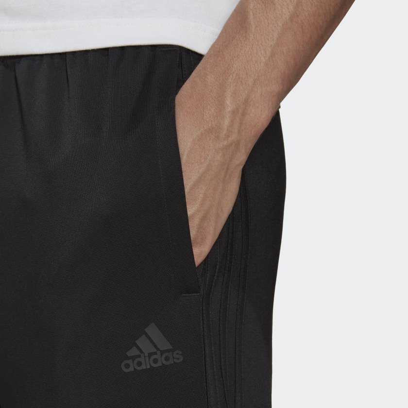 google baddie adidas pants outfit with hair color