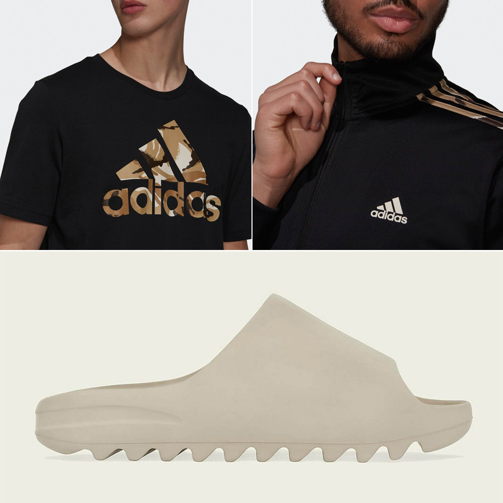 adidas-yeezy-slide-pure-shirt-outfit-match