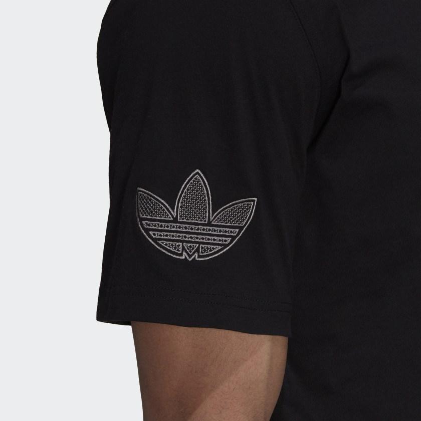 adidas SPRT Logo Tee Black H06746 42 detail