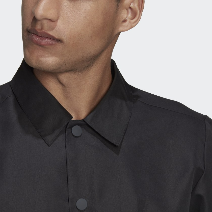 adidas Sportswear Future Icons Coach Jacket Black H39794 42 detail